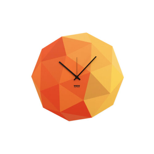 WEEW-Design-Made-in-Italy-Orologio-parete-Idee-regalo-originali-per-la-casa-giallo 01