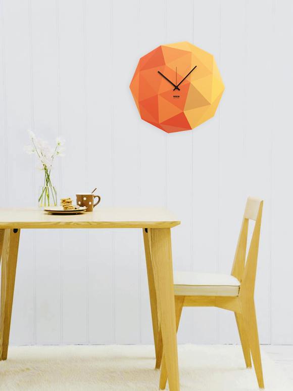 Idee Per La Casa Originali.Weew Design Made In Italy Orologio Parete Idee Regalo Originali