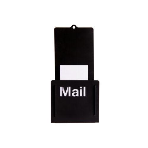 WEEW-Design-contenitore-corrispondenza-idee-per-arredare-ufficio-idea-regalo-nero