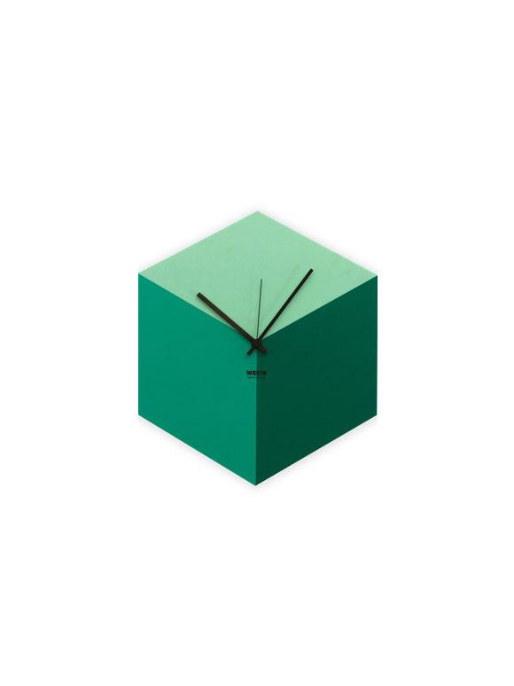 WEEW_Design_Made_in_Italy_Orologio_da_parete_Idee_regalo_verde 01