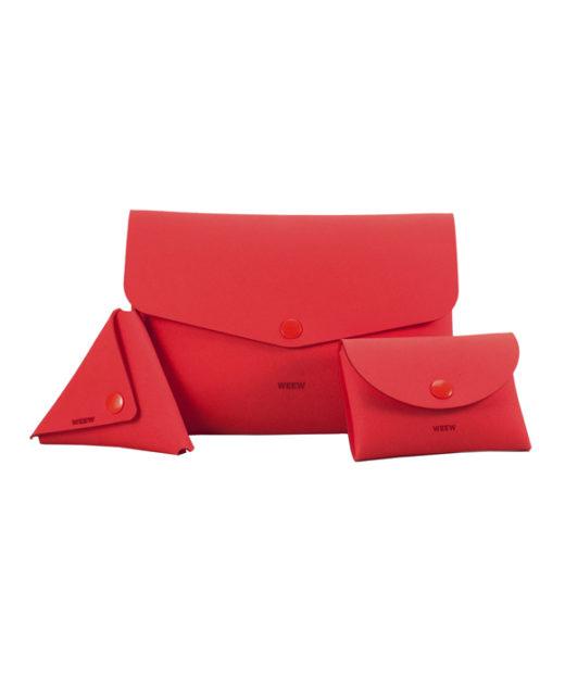 WEEW-design-porta-iPad-portamonete-portatessere-accessori-idee-regalo-donna-ROSSO