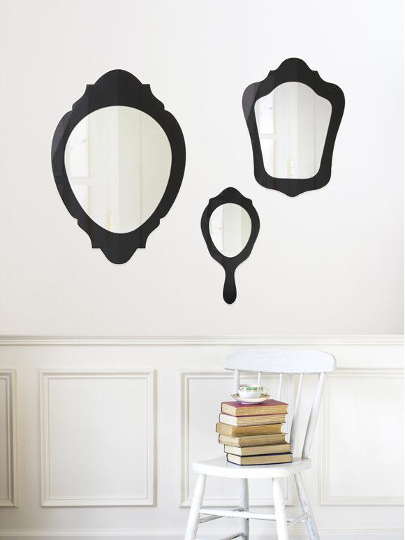 Specchio grimilde weew smart design for Arredamento camera da letto design