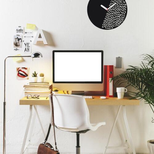 3. WEEW-Orologio-da-parete-orologio-lavagna-personalizzato-Idee-regalo-originali-arredamento--Design-Made-in-Italy-nero 03