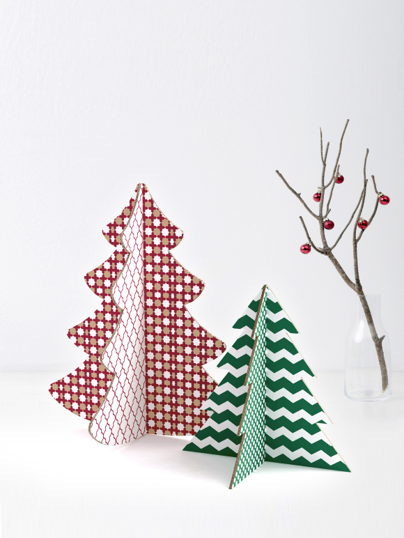 Super Non il solito albero! Alberi di Natale unconventional e insoliti YG53