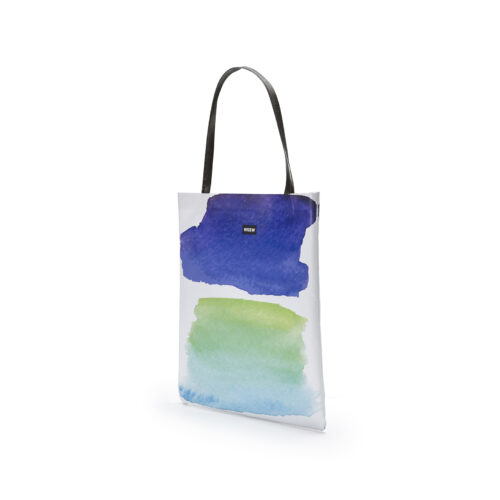 02 WEEW Smart Design-borsa-shopper-bag-colorata-fantasia-estate- ACQUA 02