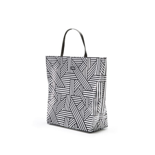 02 WEEW Smart Design-borsa-shopper-bag-tote-bag-fantasia-estate-BIANCO E NERO 02