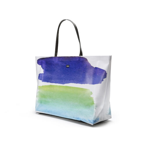 04 WEEW Smart Design-borsa-mare-shopper-bag-tote-bag-city-bag-colorata-fantasia-spiaggia-estate-ACQUA 02