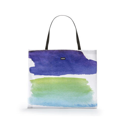 05 WEEW Smart Design-borsa-shopper-bag-tote-bag-city-bag-colorata-fantasia-portadocumenti - ACQUA 01