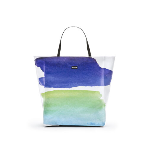 05 WEEW Smart Design-borsa-shopper-bag-tote-bag-totebag-fantasia-estate-ACQUA 01