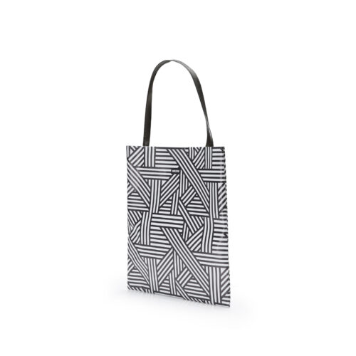 06 WEEW Smart Design-borsa-shopper-bag-colorata-fantasia-BIANCO E NERO 02