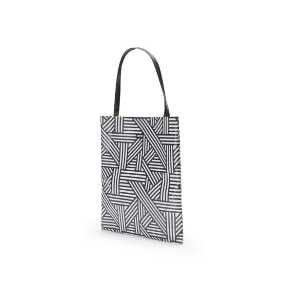 06 WEEW Smart Design-borsa-shopper-bag-colorata-fantasia-BIANCO E NERO 02