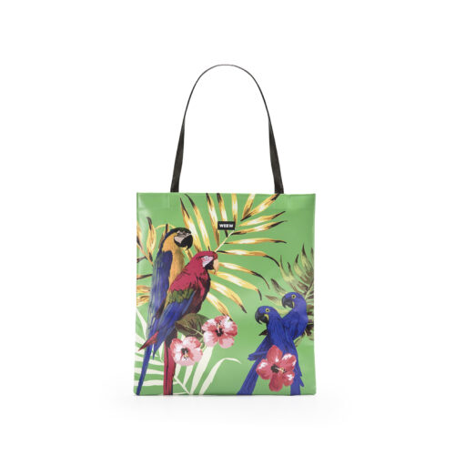 07 WEEW Smart Design-borsa-shopper-bag-colorata-fantasia-estate- TROPICAL 01