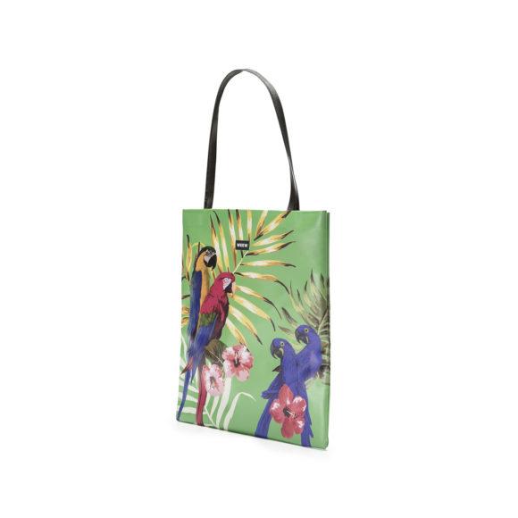 08 WEEW Smart Design-borsa-shopper-bag-colorata-fantasia-estate- TROPICAL 02