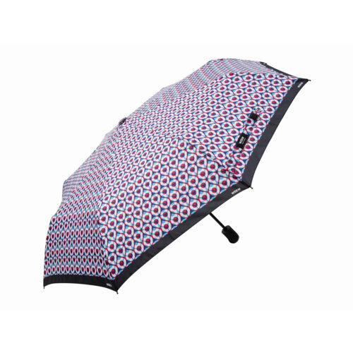 WEEW OMB-OPT 1 ombrello-pieghevole-originale-rain-umbrella-fold-umbrella-ombrello-automatico-design-idee-regalo-fantasia-optical