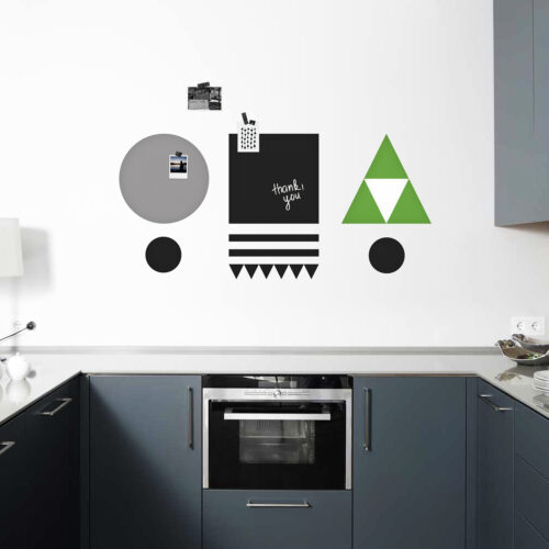DB-GREEN 1-WEEW-Design-Home-decor-kitchen-colorful-writable-board-wall-deco-adhesive