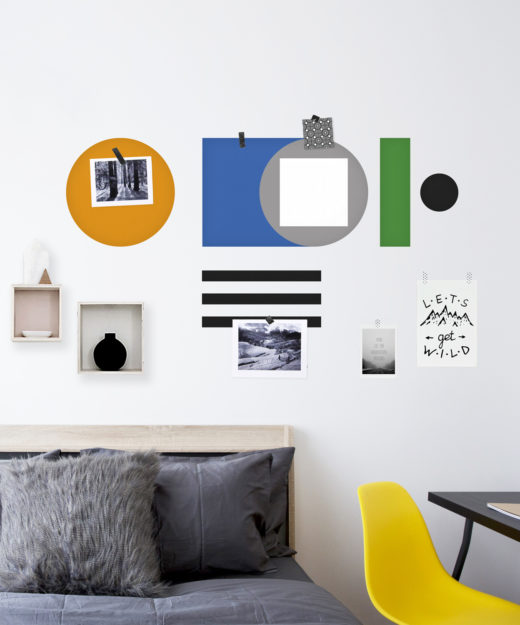 Decor containers storage solution for small objects - Deco room oranje ...