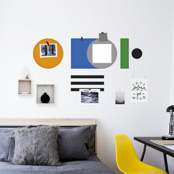 Orange Home Decor: Deco Board / Orange
