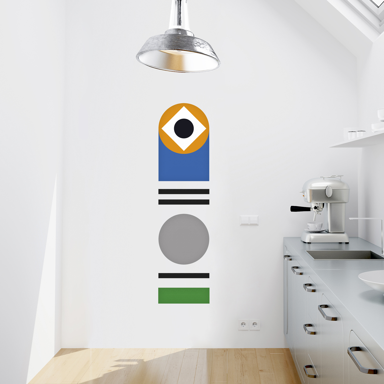 Deco board orange weew smart design for Smart kitchen accessories