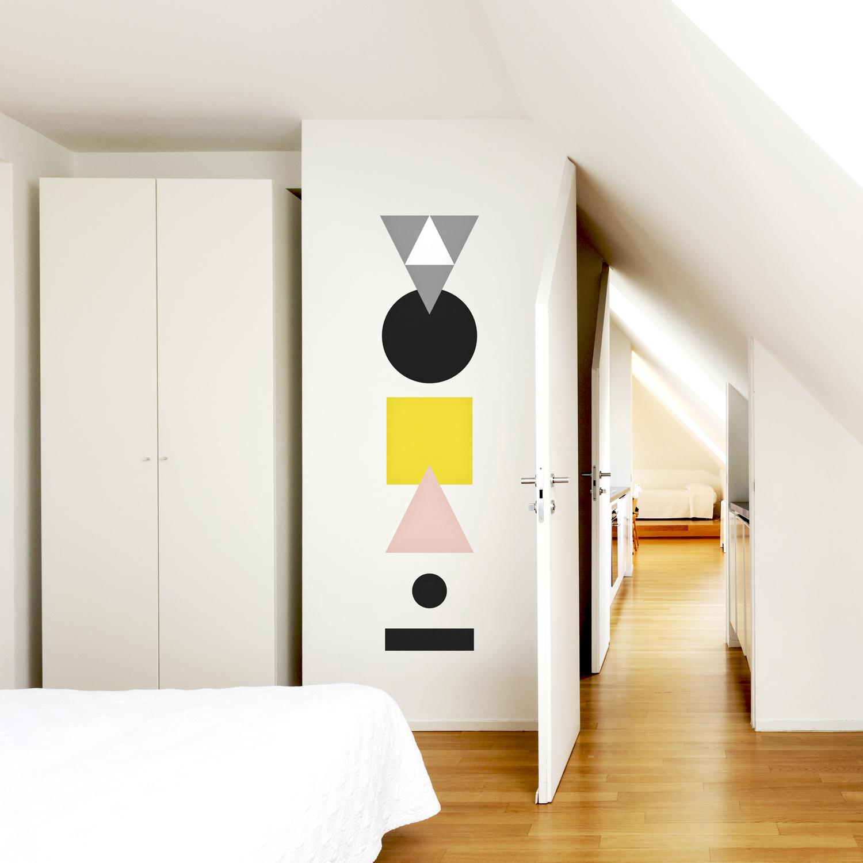 Decorazioni parete camera da letto with decorazioni - Decorazioni camere da letto ...