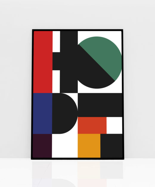 PT-HOPE 1-Poster-WEEW-Smart-Design-Home-decor-gift-idea
