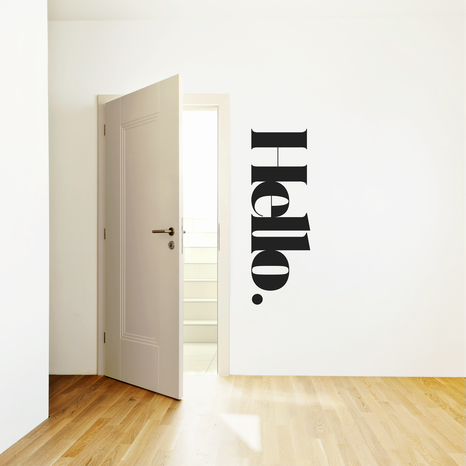 hello wall message more than a wall decal quote buy online
