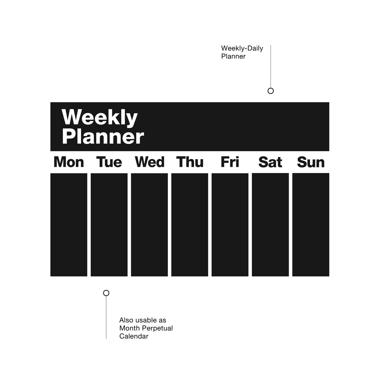 weekly planner weew smart design