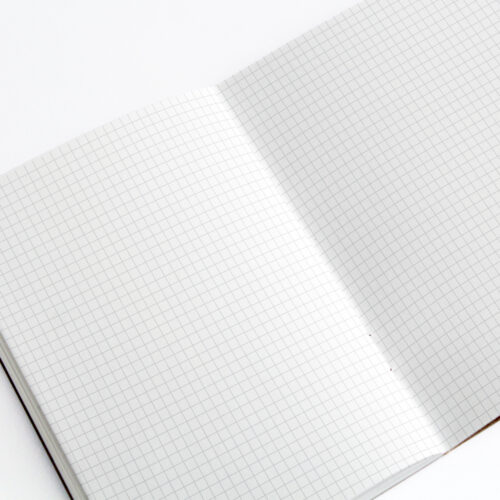Notebook A5 Grid Paper