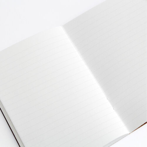 Notebook A5 Lined Paper