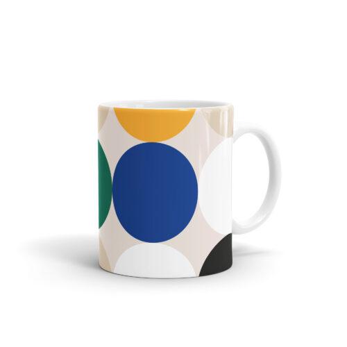 1. WEEW Mug Pattern - Bubble