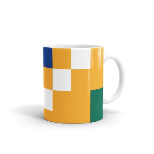 2. WEEW Mug Pattern - Square