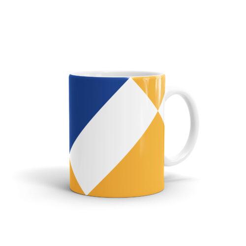 5. WEEW Mug Pattern - Slash